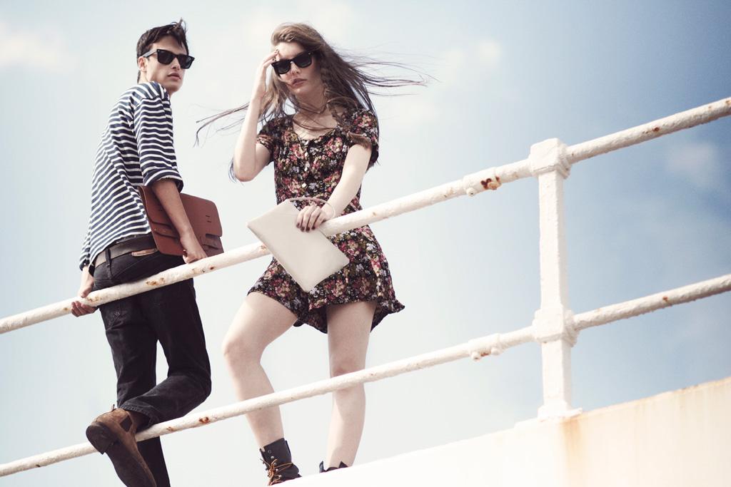 Jas M.B. 2012 Spring/Summer Lookbook