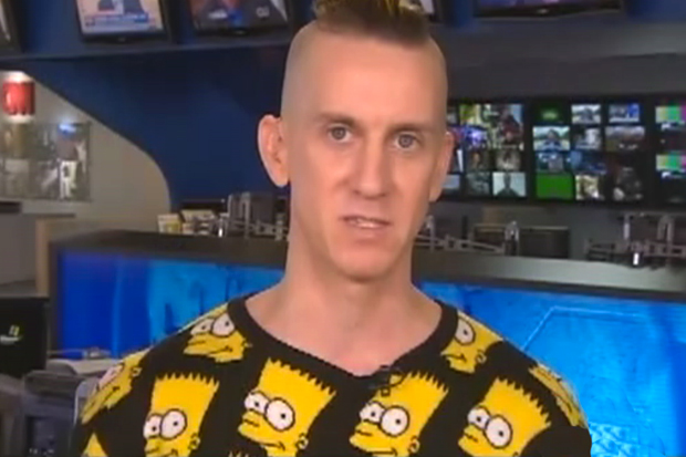 Jeremy Scott Interviewed by CNN