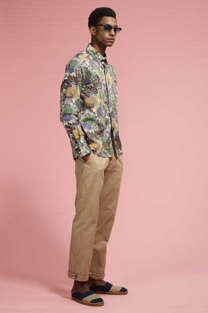 Joe Casely-Hayford for John Lewis 2012 Spring/Summer Collection