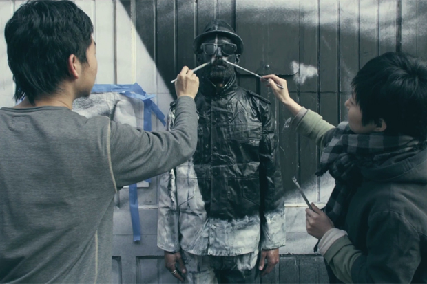 JR & Liu Bolin Behind-the-Scenes Video