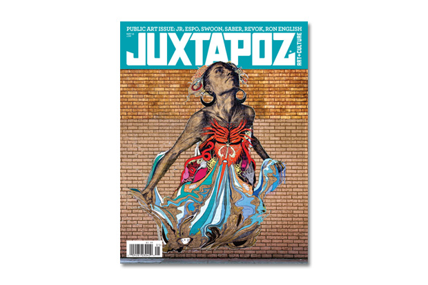 Juxtapoz Magazine Issue #136