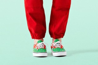 KENZO x Vans 2012 Spring/Summer Era Preview