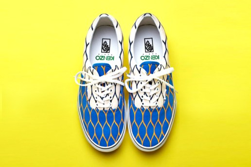 Kenzo x Vans 2012 Summer Collection