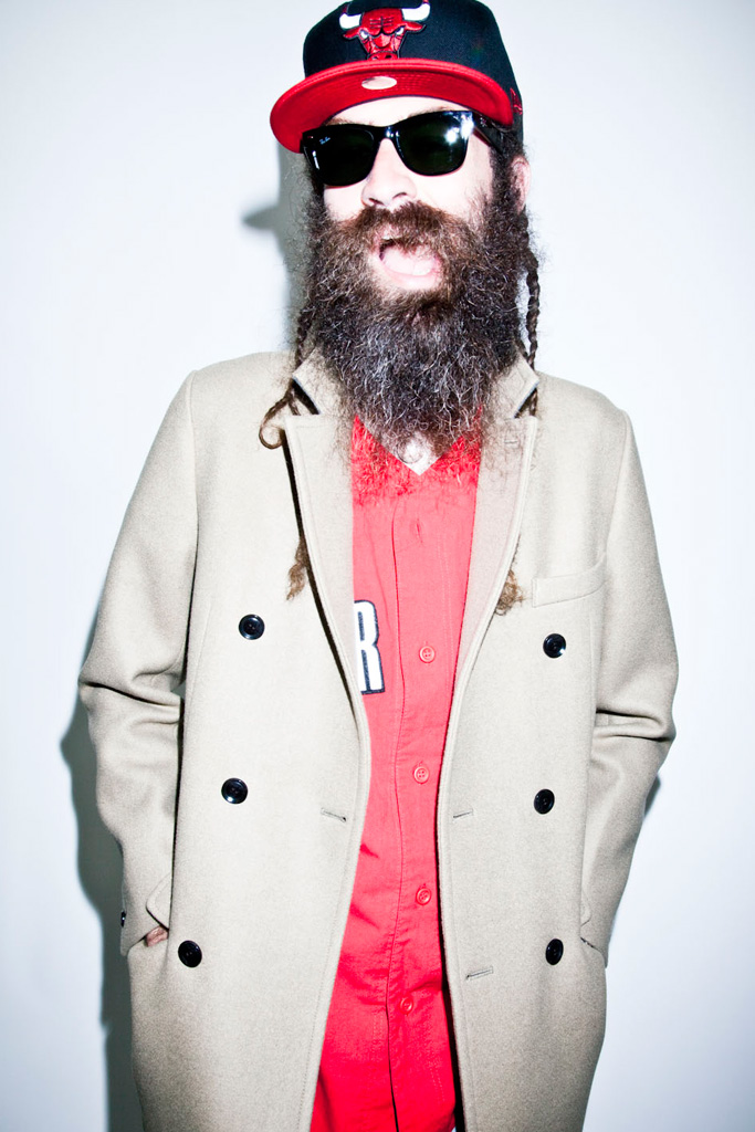 LABRAT 2012 Fall/Winter Collection Lookbook