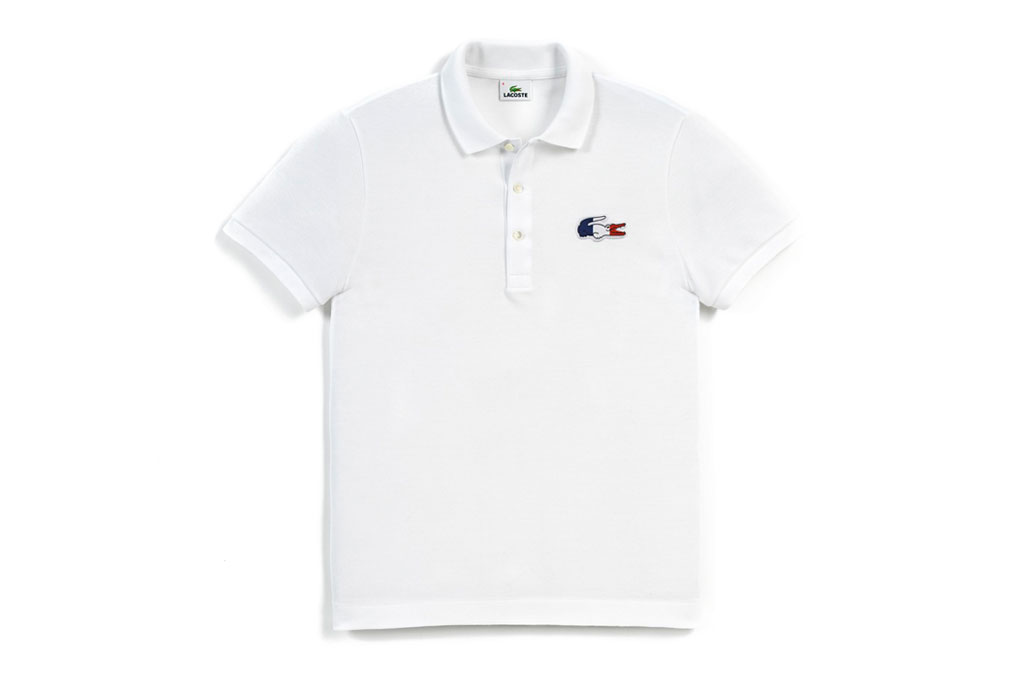"Lacoste 2012 ""The Crocodile Patriot"" Collection"