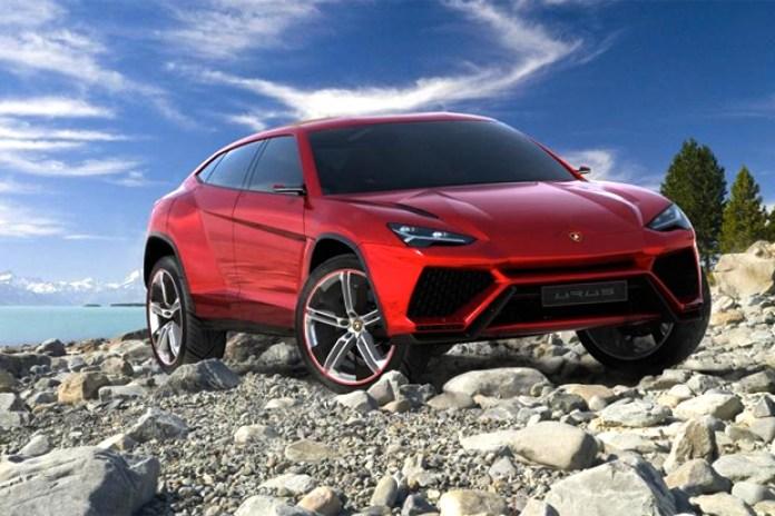 Lamborghini Urus SUV