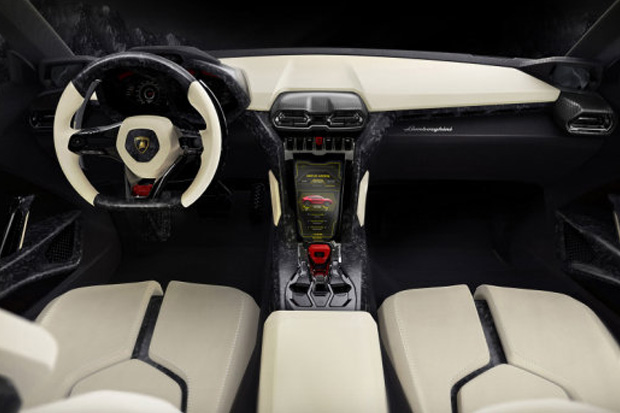 Lamborghini Urus SUV Unveiling