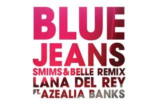 Lana Del Rey featuring Azealia Banks – Blue Jeans (Smims&Belle Remix)