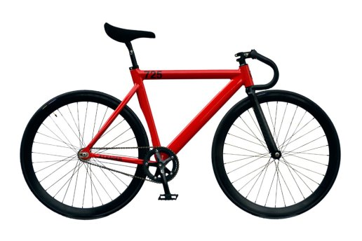 Leader Japan 2012 725TR Fixed Gear Bike