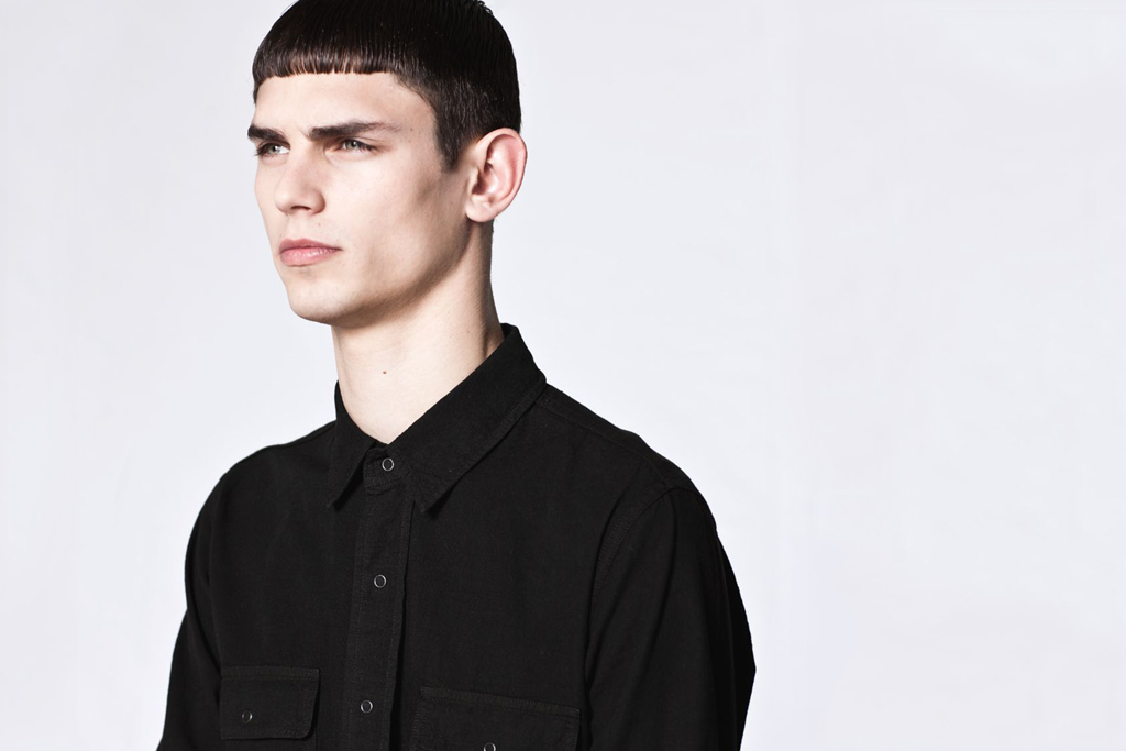 Lee KRISVANASSCHE 2012 Fall/Winter Capsule Collection