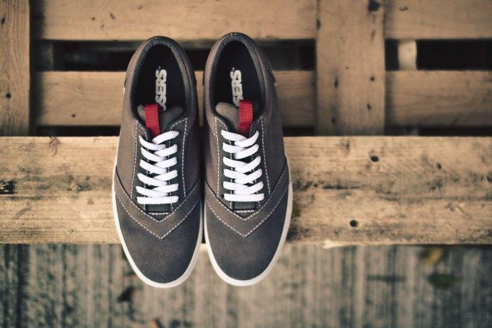 LOSERS 2012 Spring/Summer UNEAKER Edo Grey
