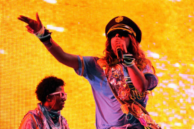M.I.A. to compose music for WikiLeaks founder Julian Assange
