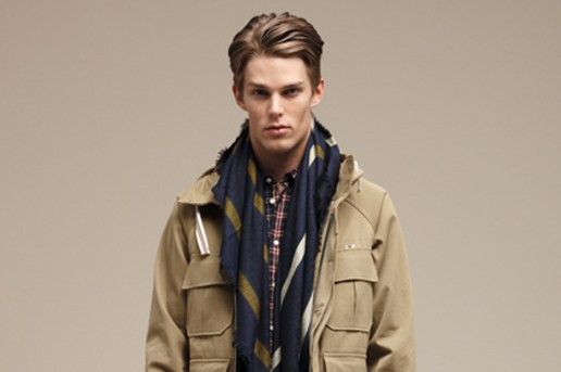 Maison Kitsune 2012 Fall/Winter Collection