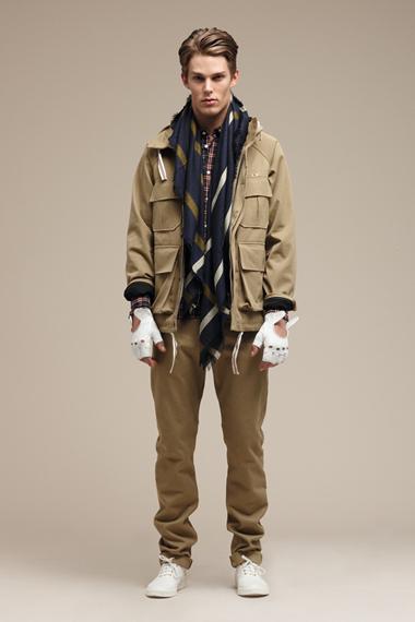 Maison Kitsune 2012 Fall/Winter Collection