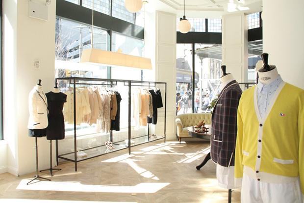 Maison Kitsune New York Store Opening