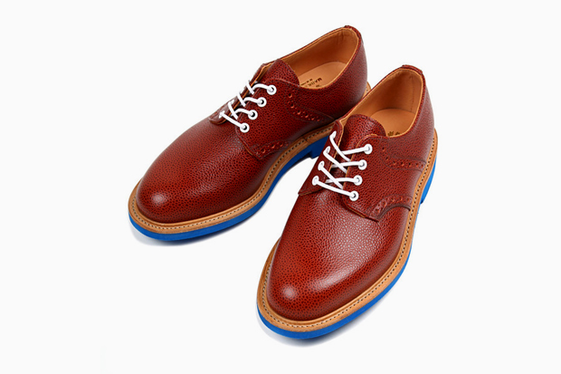 Mark McNairy x Union 2012 Saddle Shoe Version ll