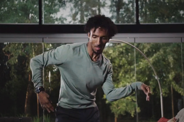 Marquese Scott for iRobot Roomba Campaign Video