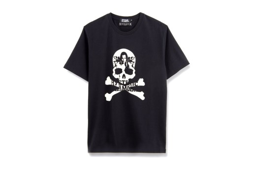 mastermind JAPAN x Hysteric Glamour Anniversary 2012 Spring/Summer T-Shirt