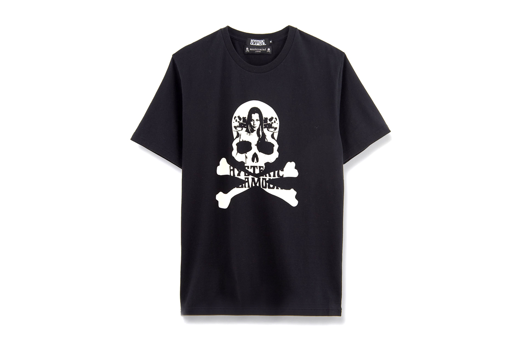 mastermind japan x hysteric glamour anniversary 2012 spring summer t shirt