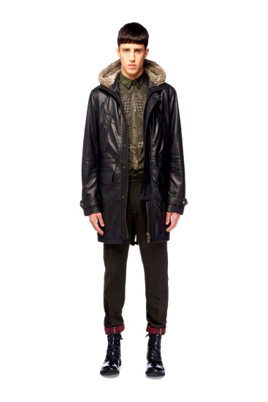 McQ 2012 Fall/Winter Collection Lookbook