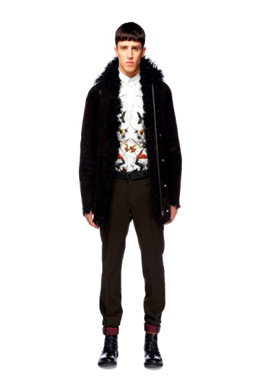 mcq 2012 fall winter collection lookbook