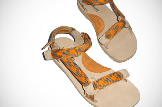 Missoni 2012 Spring/Summer Sandals