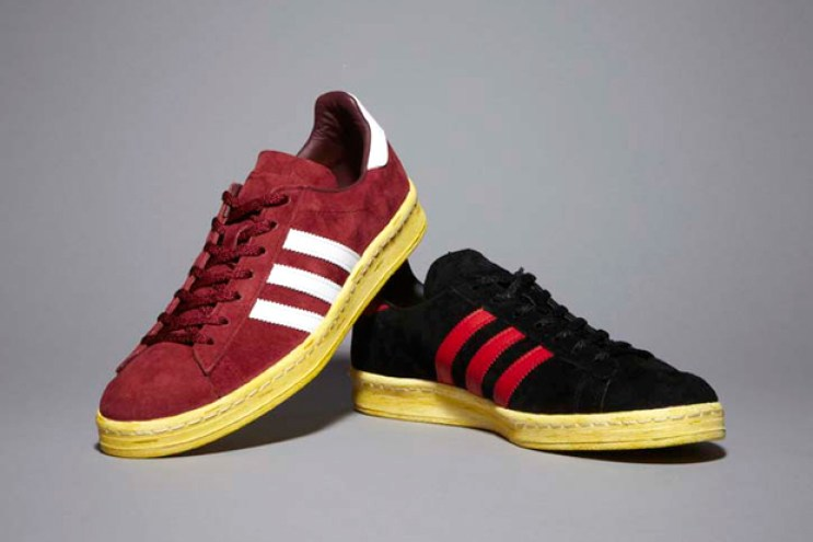 mita x adidas Originals Campus 80's Pack