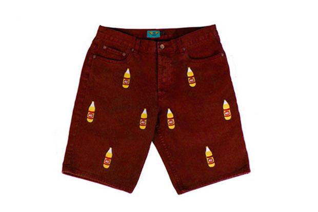 Moss 2012 Spring/Summer 40 Bottle Shorts