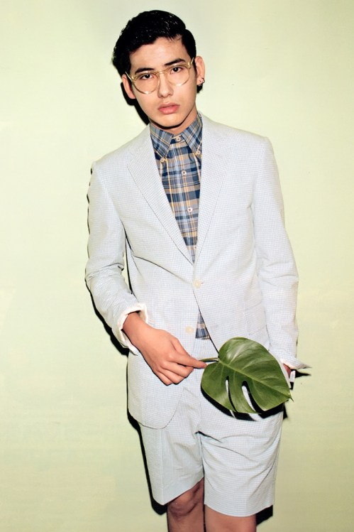 Mr. Bathing Ape 2012 Summer Collection Editorial