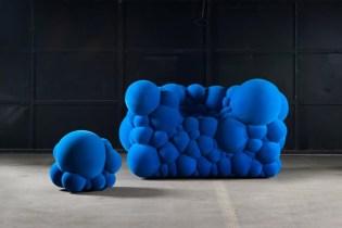 Mutation Series Furniture by Maarten De Ceulaer