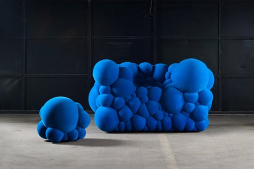 Mutation Series Furniture by Maarten De Ceulaer