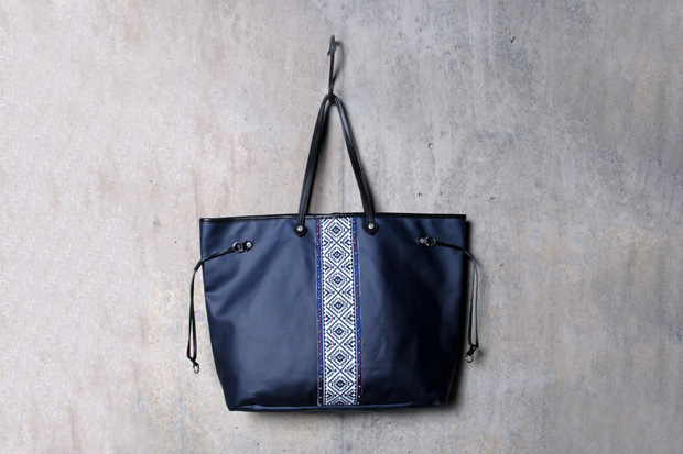 NEIGHBORHOOD 2012 Spring/Summer DIPPY TYROLEAN Tote Bag