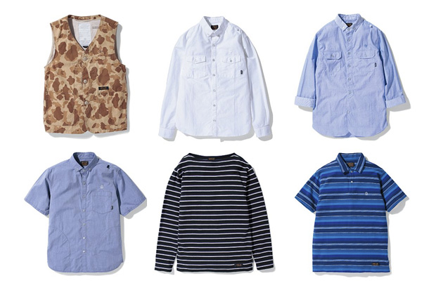 "NEIGHBORHOOD 2012 Spring/Summer ""LESS THAN ZERO"" Collection May Releases"