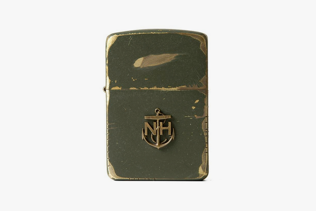 NEIGHBORHOOD x Zippo Naval Lighter