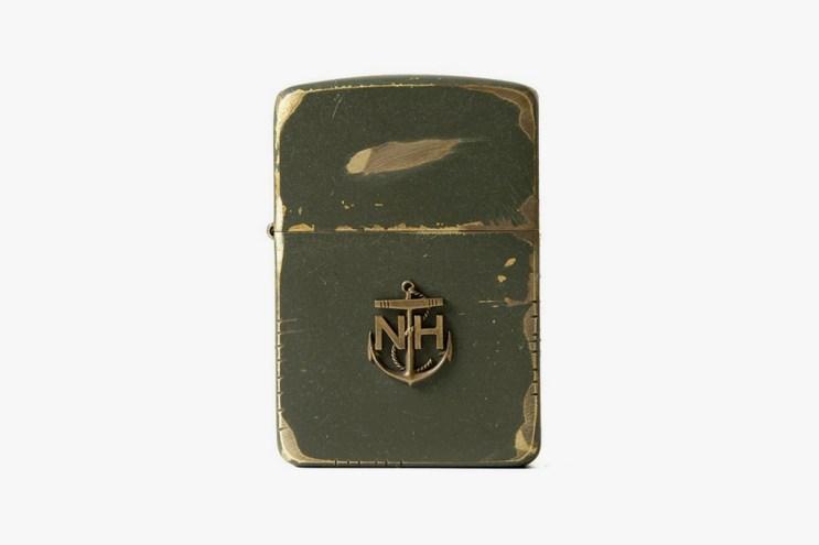 NEIGHBORHOOD x Zippo Naval Lighter