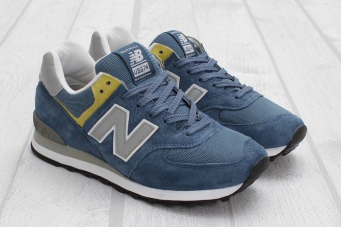 New Balance US574 for 2012 Boston Marathon