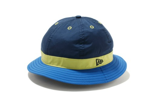 New Era Japan Waterproof Nylon Headwear
