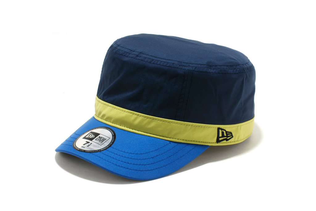 New Era Japan Waterproof Nylon Headwear