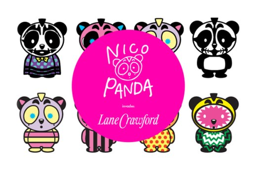 "Lane Crawford x Nicola Formichetti ""Nicopanda Invasion"" Party"