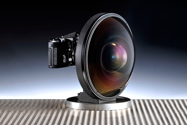Nikkor 6mm f/2.8 Fisheye Lens