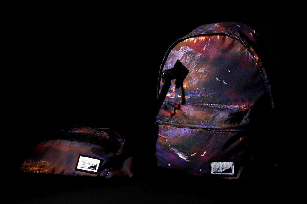 Nowartt x master-piece 2012 Spring/Summer Collection