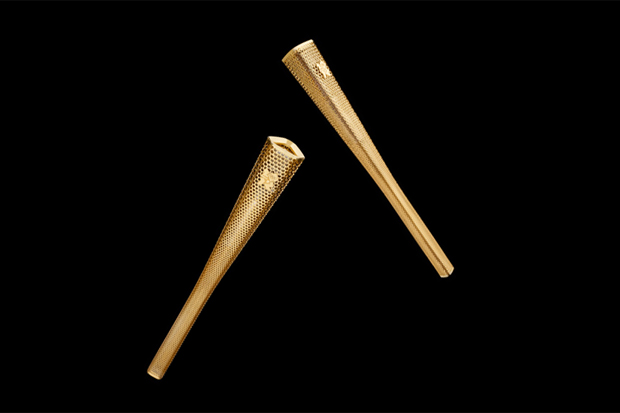 Olympic Torch Wins Design of the Year Award