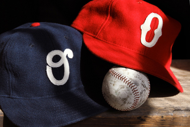 ONLY NY x Ebbets Field Flannels 2012 Spring/Summer Caps