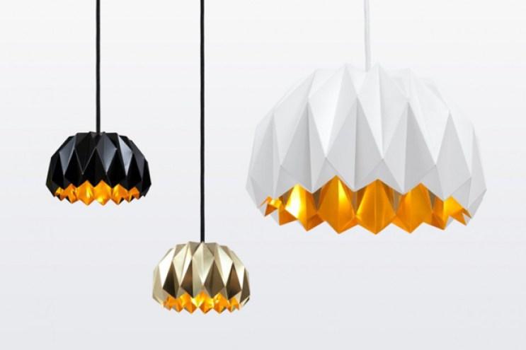 Ori Pendant Lamps by Lukas Dahlen