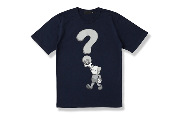 "OriginalFake 2012 Spring/Summer ""QUESTION"" T-Shirt"