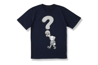 "OriginalFake 2012 Spring/Summer ""QUESTION"" T-Shirt"