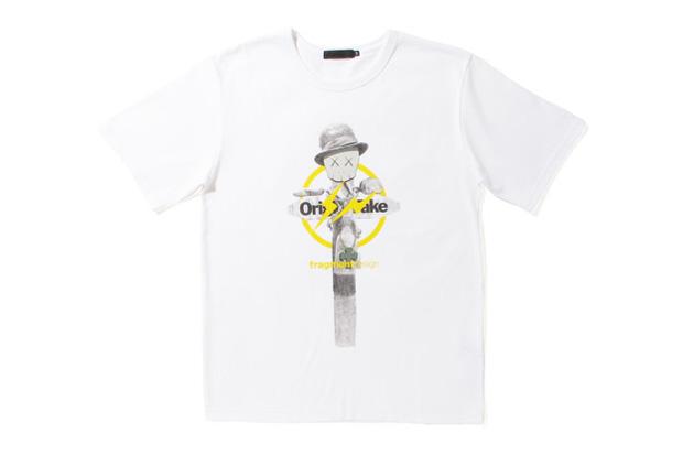 originalfake 6th anniversary collaboration t shirt collection