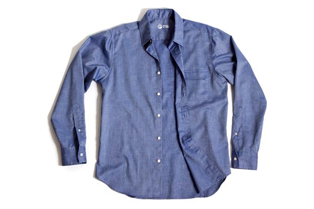 Outlier 2012 Blazed Cotton Pivot Shirt