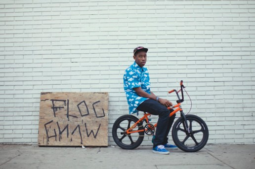 Oyster Magazine: Interview with Tyler, the Creator