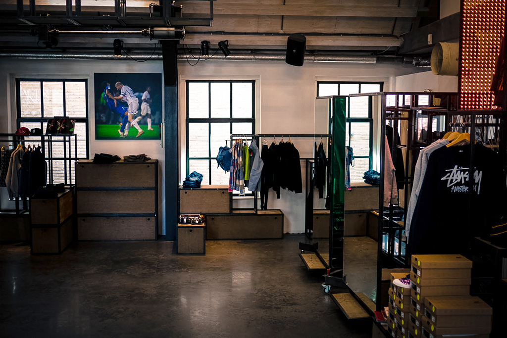 patta amsterdam store re opening
